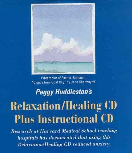 Afbeelding van Peggy Huddleston's Relaxation/healing Cd Plus Instructional Cd