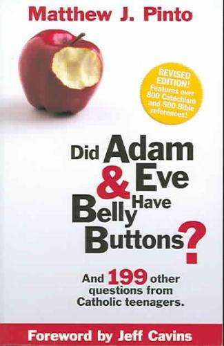Afbeelding van Did Adam & Eve Have Belly Buttons?