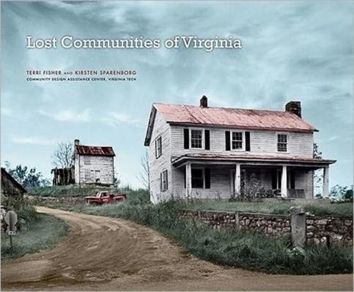Afbeelding van Lost Communities of Virginia