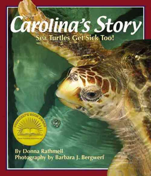 Afbeelding van Carolina's Story