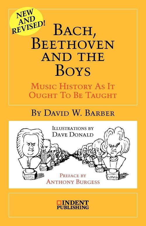 Afbeelding van Bach, Beethoven and the Boys