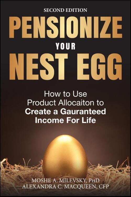 Afbeelding van Pensionize Your Nest Egg