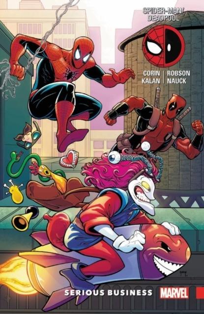 Spider-man/deadpool Vol. 4 kopen