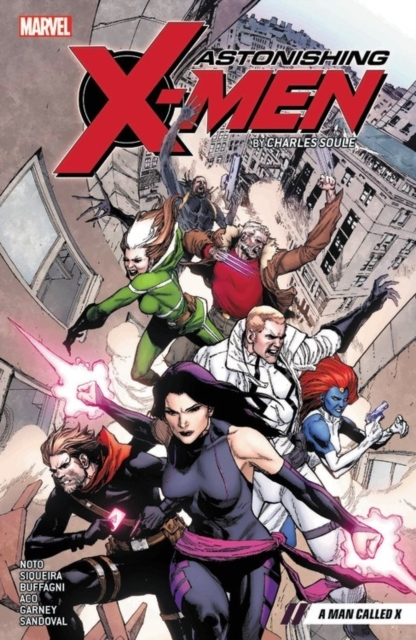 Astonishing X-men By Charles Soule Vol. 2: A Man Called X kopen