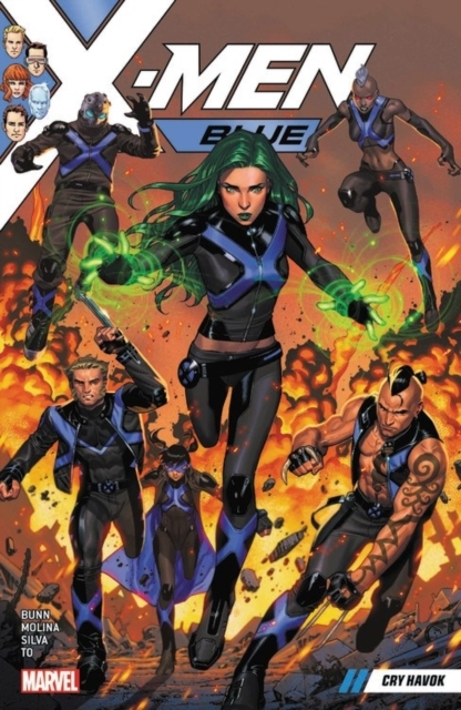 X-men Blue Vol. 4: Cry Havok kopen