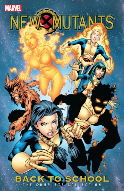 New Mutants Back to School kopen