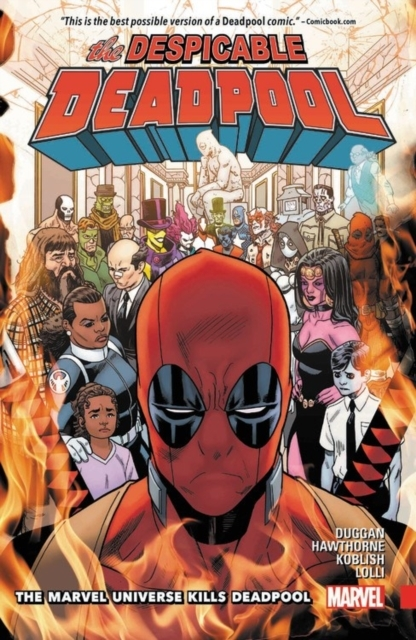 The Despicable Deadpool 3 kopen