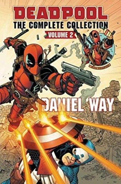 Deadpool by Daniel Way Omnibus Vol. 2 kopen