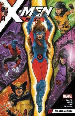 X-men Red Vol. 1: The Hate Machine kopen