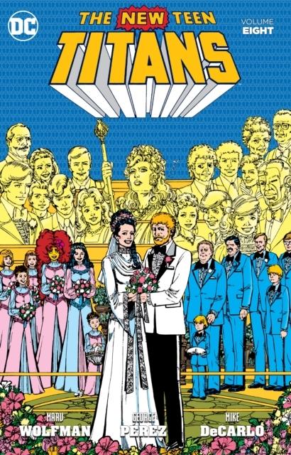 The New Teen Titans 8 kopen