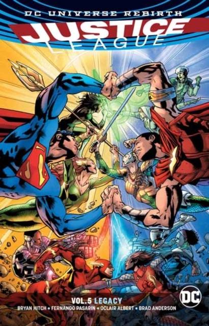 Justice League Volume 5 kopen