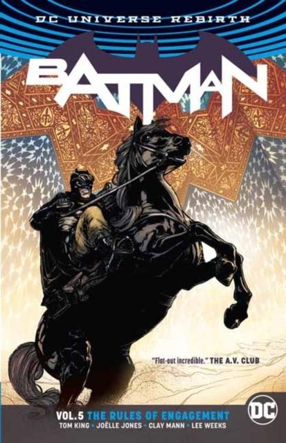 Batman Volume 5 Rules of Engagement. Rebirth kopen