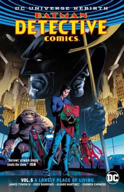 Batman: Detective Comics Vol. 5 kopen