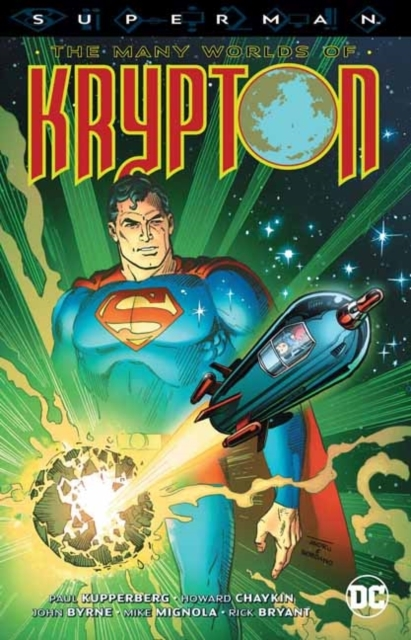 Superman the Many Worlds of Krypton kopen
