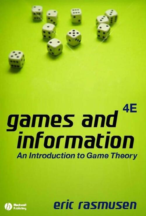 Afbeelding van Games and Information