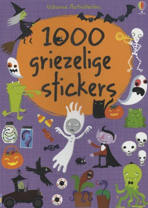 Afbeelding van 1000 Griezelige Stickers
