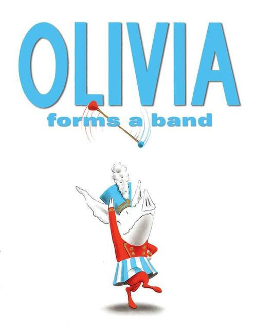 Afbeelding van Olivia Forms a Band