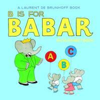 Afbeelding van B is for Babar