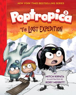 Afbeelding van The Lost Expedition (Poptropica Book 2)