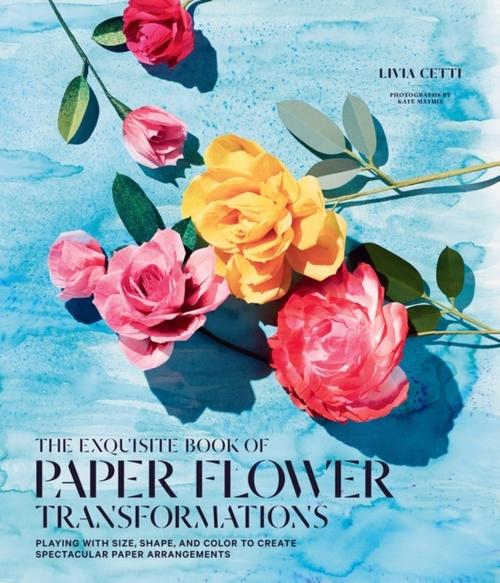Afbeelding van Exquisite Book of Paper Flower Arrangements