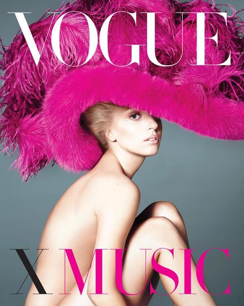 Afbeelding van Vogue X Music