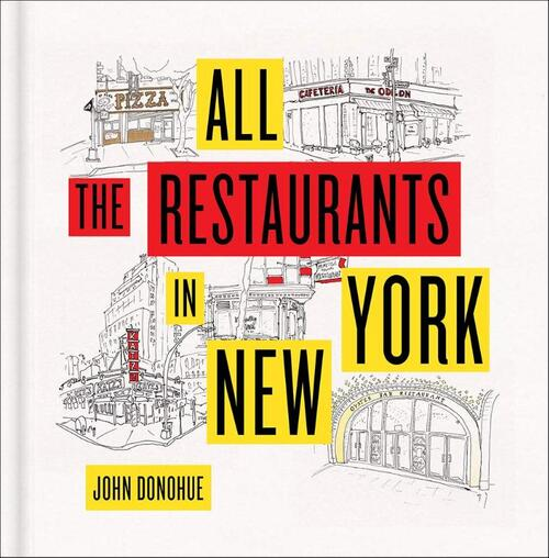 Afbeelding van All the Restaurants in New York