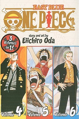 One Piece: East Blue 4-5-6, Vol. 2 (Omnibus Edition) kopen