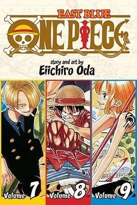 One Piece: East Blue 7-8-9, Vol. 3 (Omnibus Edition) kopen