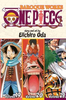 One Piece: Baroque Works 19-20-21, Vol. 7 (Omnibus Edition) kopen