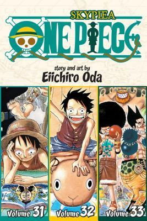 One Piece: Skypeia 31-32-33, Vol. 11 (Omnibus Edition) kopen