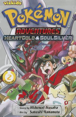Pokemon Adventures: Heart Gold Soul Silver, Vol. 2 kopen