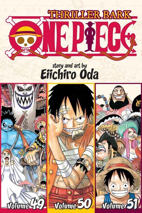 One Piece (Omnibus Edition), Vol. 17 kopen