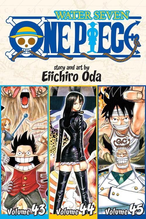 One Piece (Omnibus Edition), Vol. 15 kopen