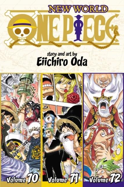 One Piece (Omnibus Edition), Vol. 24 kopen