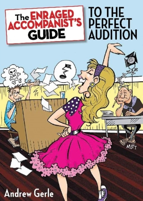Afbeelding van The Enraged Accompanist's Guide to the Perfect Audition