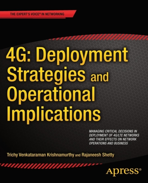 Afbeelding van 4G: Deployment Strategies and Operational Implications