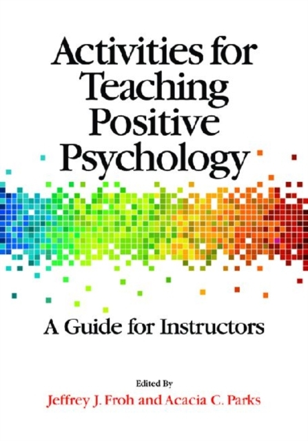 Afbeelding van Activities for Teaching Positive Psychology