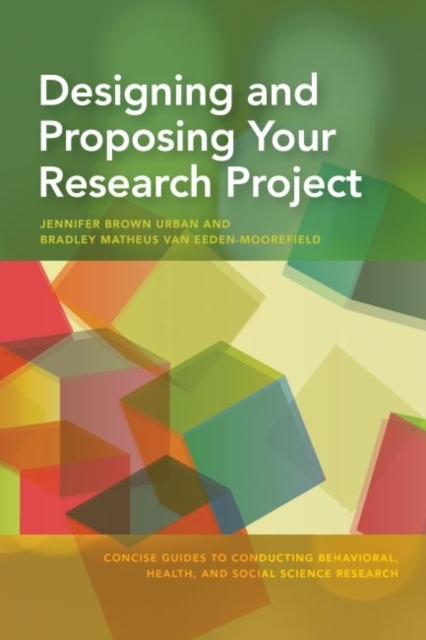 Afbeelding van Designing and Proposing Your Research Project