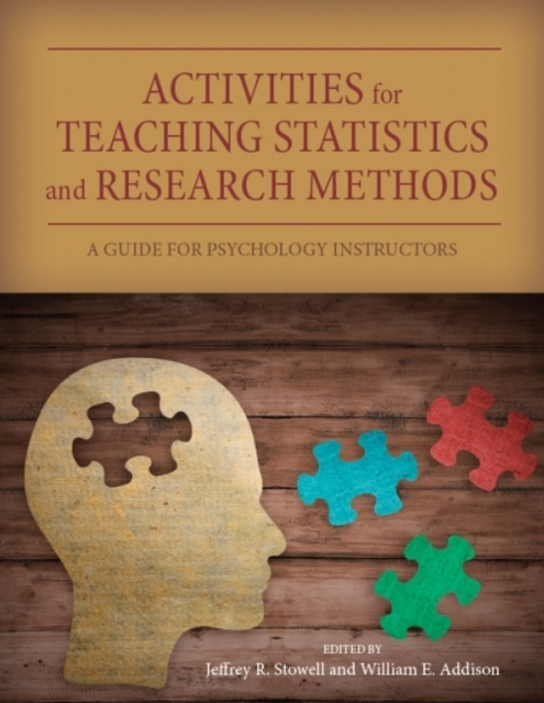 Afbeelding van Activities for Teaching Statistics and Research Methods