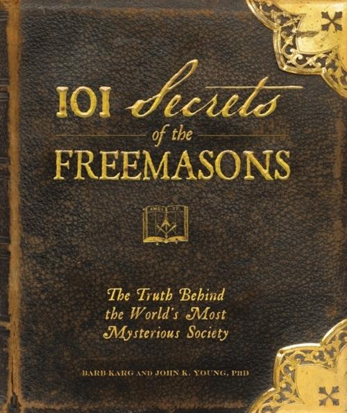 Afbeelding van 101 Secrets of the Freemasons