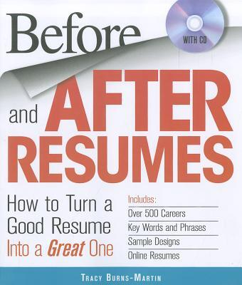 Afbeelding van Before and After Resumes