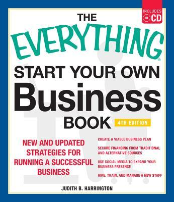 Afbeelding van The Everything Start Your Own Business Book, 4th Edition