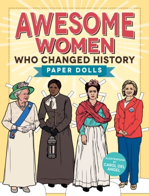 Afbeelding van Awesome Women Who Changed History