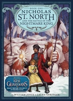 Afbeelding van Nicholas St. North and the Battle of the Nightmare King