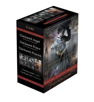 Infernal Devices 1-3 (Gebonden Box Set)