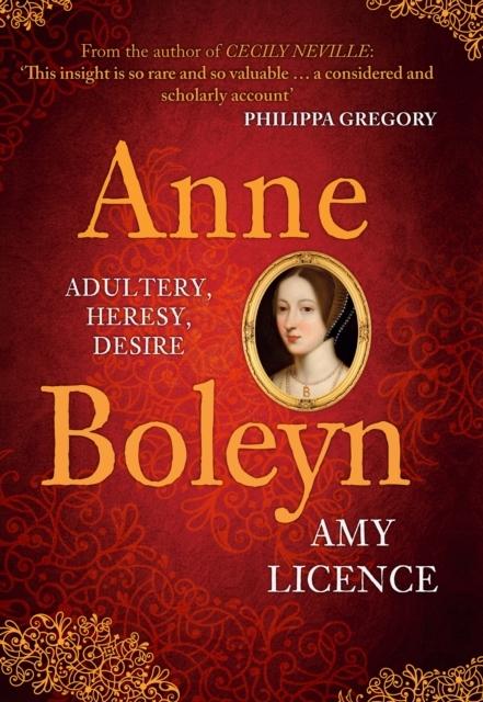 Afbeelding van Anne Boleyn