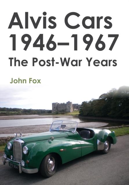 Afbeelding van Alvis Cars 1946-1967