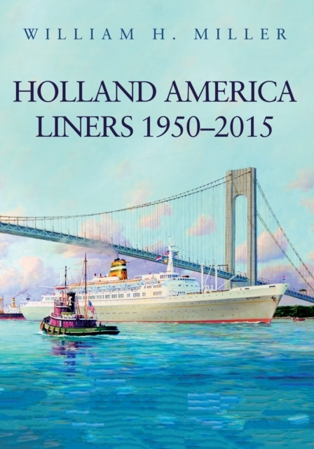 Afbeelding van Holland America Liners 1950-2015
