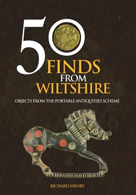 Afbeelding van 50 Finds From Wiltshire