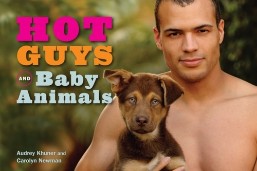 Afbeelding van Hot Guys and Baby Animals
